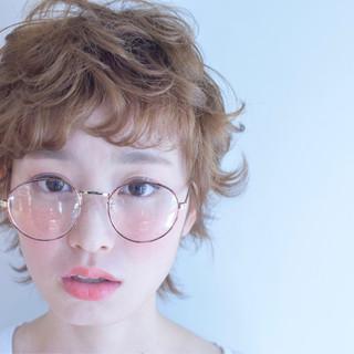 ピュア アッシュ 外国人風 ストリート ヘアスタイルや髪型の写真・画像