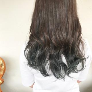 シナモンベージュ ミルクグレージュ ブルーアッシュ ナチュラル ヘアスタイルや髪型の写真・画像
