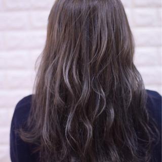 フェミニン セミロング ヘアアレンジ アンニュイほつれヘア ヘアスタイルや髪型の写真・画像