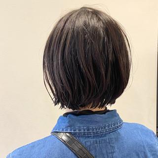 モテボブ ボブ  パーマ ヘアスタイルや髪型の写真・画像