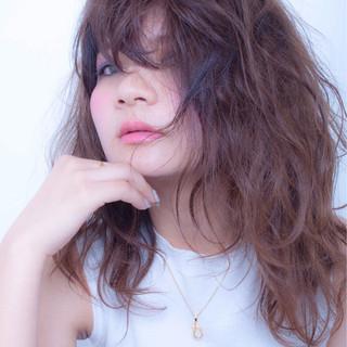 おフェロ 大人かわいい 外国人風 ピュア ヘアスタイルや髪型の写真・画像