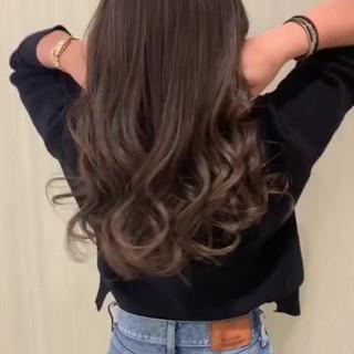成人式 ヘアアレンジ デート パーマ ヘアスタイルや髪型の写真・画像
