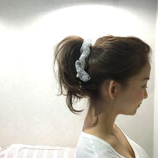 ゆるふわ 大人かわいい ミディアム 外国人風 ヘアスタイルや髪型の写真・画像