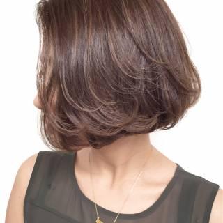 外国人風 色気 外国人風カラー ハイライト ヘアスタイルや髪型の写真・画像