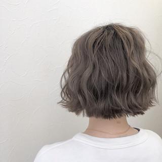 佐藤なつみさんのヘアスナップ