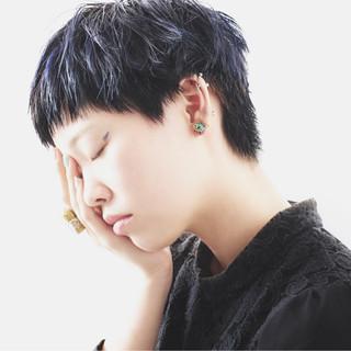 倉地 雄介さんのヘアスナップ