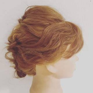 ショート ヘアアレンジ 大人かわいい フェミニン ヘアスタイルや髪型の写真・画像