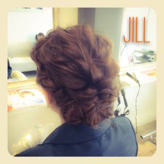 フィッシュボーン ねじり 波ウェーブ ショート ヘアスタイルや髪型の写真・画像 ヘアスタイルや髪型の写真・画像