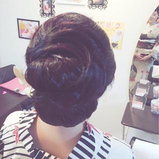結婚式 ロング 大人かわいい 女子会 ヘアスタイルや髪型の写真・画像 ヘアスタイルや髪型の写真・画像