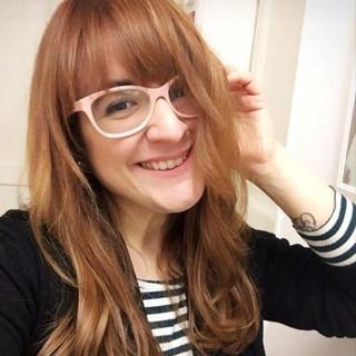 外国人風 フェミニン かわいい ロング ヘアスタイルや髪型の写真・画像