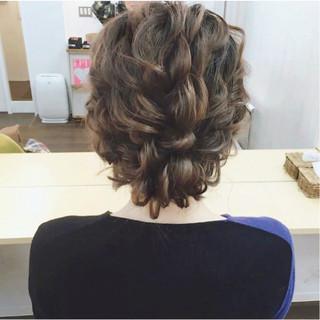 ナチュラル ミディアム ガーリー 大人かわいい ヘアスタイルや髪型の写真・画像 ヘアスタイルや髪型の写真・画像