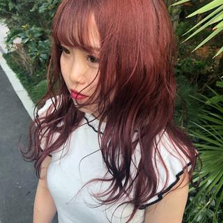ヘアカラー カジュアル ハイトーンカラー 外国人風カラー ヘアスタイルや髪型の写真・画像