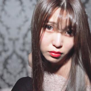 外国人風カラー 大人女子 色気 ナチュラル ヘアスタイルや髪型の写真・画像