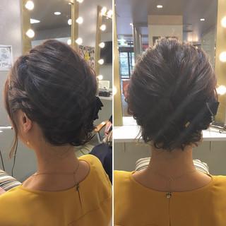ボブ モテ髪 大人かわいい 結婚式 ヘアスタイルや髪型の写真・画像