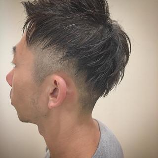 ベリーショート スキンフェード ストリート 刈り上げ ヘアスタイルや髪型の写真・画像