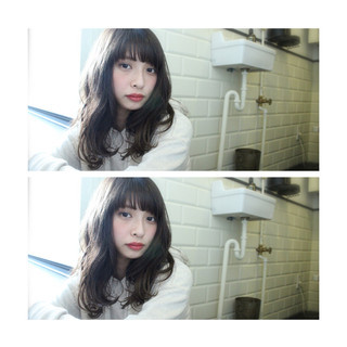 こなれ感 外国人風 大人かわいい 大人女子 ヘアスタイルや髪型の写真・画像