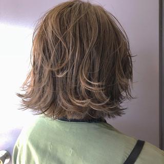 ストリート スポーツ 切りっぱなし レイヤーカット ヘアスタイルや髪型の写真・画像