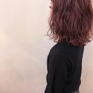 冬 ブリーチ ハロウィン 透明感 ヘアスタイルや髪型の写真・画像