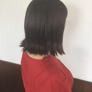 涼しげ 女子会 イルミナカラー ナチュラル ヘアスタイルや髪型の写真・画像