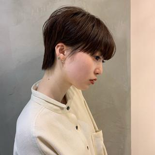 ショートボブ 大人女子 ボブ 上品 ヘアスタイルや髪型の写真・画像