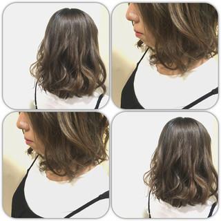 ブルージュ ストリート イルミナカラー アッシュ ヘアスタイルや髪型の写真・画像 ヘアスタイルや髪型の写真・画像