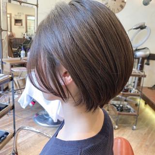 ハンサムショート ショートヘア 大人可愛い ショート ヘアスタイルや髪型の写真・画像