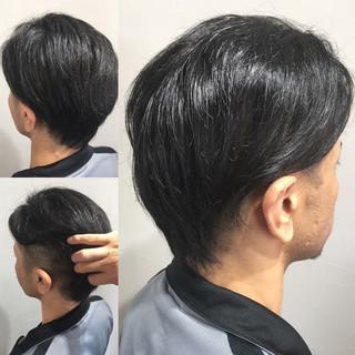 ショート ベリーショート メンズヘア メンズカット ヘアスタイルや髪型の写真・画像