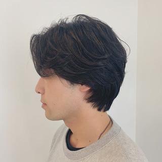 ナチュラル ショート メンズ メンズカジュアル ヘアスタイルや髪型の写真・画像