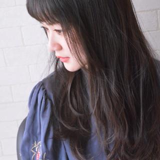 美髪 ロング 髪質改善 髪質改善トリートメント ヘアスタイルや髪型の写真・画像