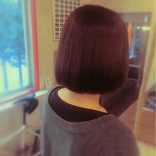 中澤幸司さんのヘアスナップ