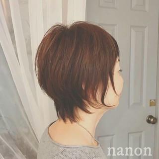 秋 ウルフカット デート 冬 ヘアスタイルや髪型の写真・画像 ヘアスタイルや髪型の写真・画像