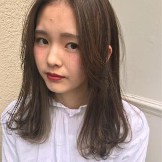 外国人風 ゆるふわ デート 大人かわいい ヘアスタイルや髪型の写真・画像