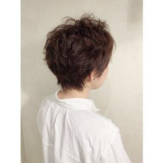 関さんのヘアスナップ
