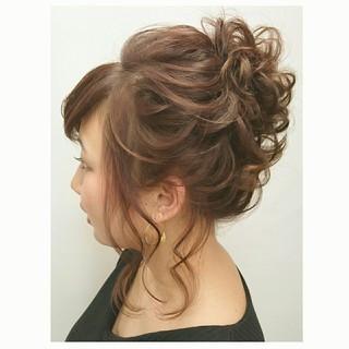 リラックス 色気 夏 ゆるふわ ヘアスタイルや髪型の写真・画像 ヘアスタイルや髪型の写真・画像