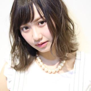 及川翔さんのヘアスナップ