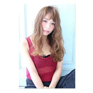 ゆるふわ 外国人風 抜け感 大人かわいい ヘアスタイルや髪型の写真・画像