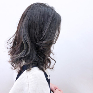 エレガント ミディアム 大人かわいい 上品 ヘアスタイルや髪型の写真・画像