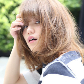 ヘアアレンジ ピュア ナチュラル 夏 ヘアスタイルや髪型の写真・画像