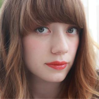 ヘアアレンジ 大人かわいい ナチュラル レイヤーカット ヘアスタイルや髪型の写真・画像