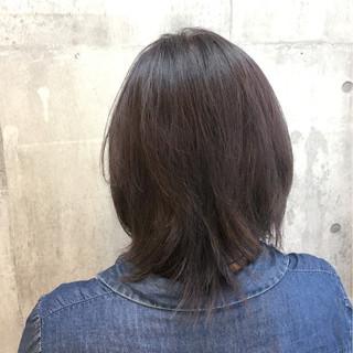 ショート ストリート ダブルカラー 透明感 ヘアスタイルや髪型の写真・画像