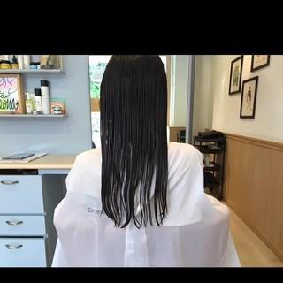ナチュラル リラックス ボブ デート ヘアスタイルや髪型の写真・画像