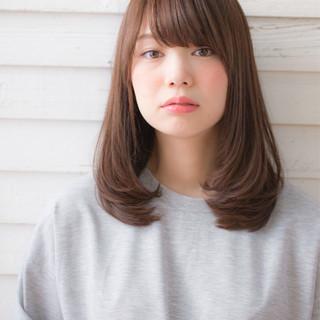 アッシュ パーマ 大人かわいい 前髪あり ヘアスタイルや髪型の写真・画像 ヘアスタイルや髪型の写真・画像