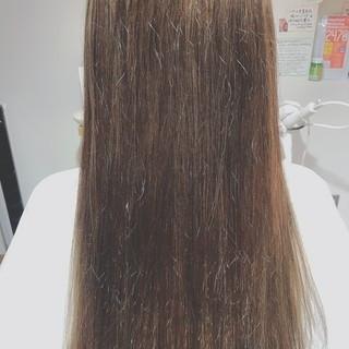 フェミニン ロング デート 冬 ヘアスタイルや髪型の写真・画像