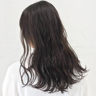 ロング グラデーションカラー ハイライト 原宿系 ヘアスタイルや髪型の写真・画像