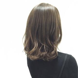 パーマ フェミニン ナチュラル 色気 ヘアスタイルや髪型の写真・画像