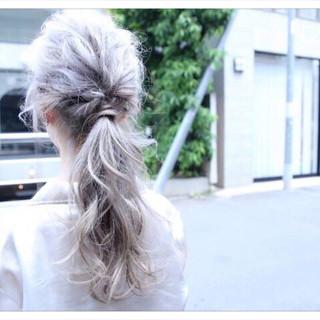 ロング 編み込み ナチュラル 外国人風 ヘアスタイルや髪型の写真・画像 ヘアスタイルや髪型の写真・画像