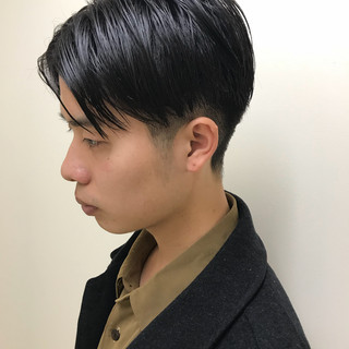 馬場佑馬(ババユウマ)さんのヘアスナップ