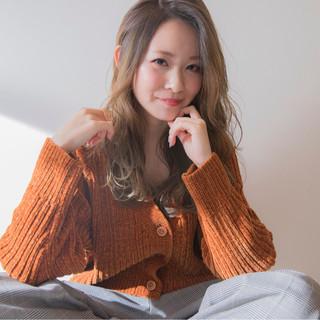 透明感 外国人風カラー 冬 イルミナカラー ヘアスタイルや髪型の写真・画像