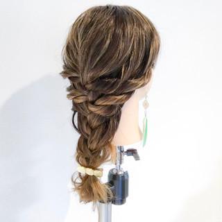 デート 上品 梅雨 ヘアアレンジ ヘアスタイルや髪型の写真・画像