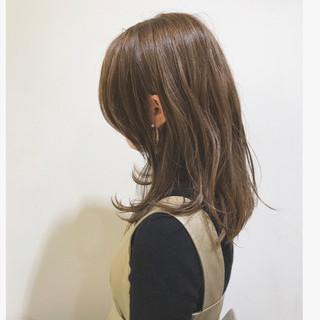 ウェットヘア 外国人風 外国人風カラー グラデーションカラー ヘアスタイルや髪型の写真・画像 ヘアスタイルや髪型の写真・画像